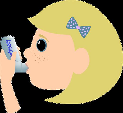 mengi karna asma