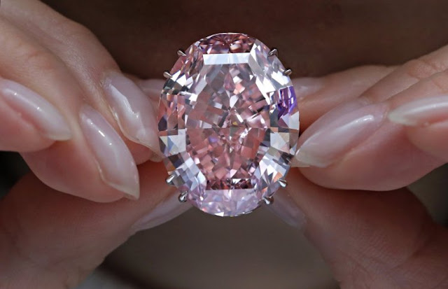 World's most valuable cut diamond is going on sale on the 4th of April