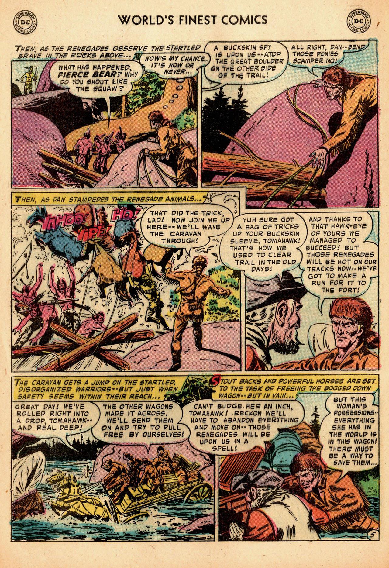Read online World's Finest Comics comic -  Issue #91 - 32