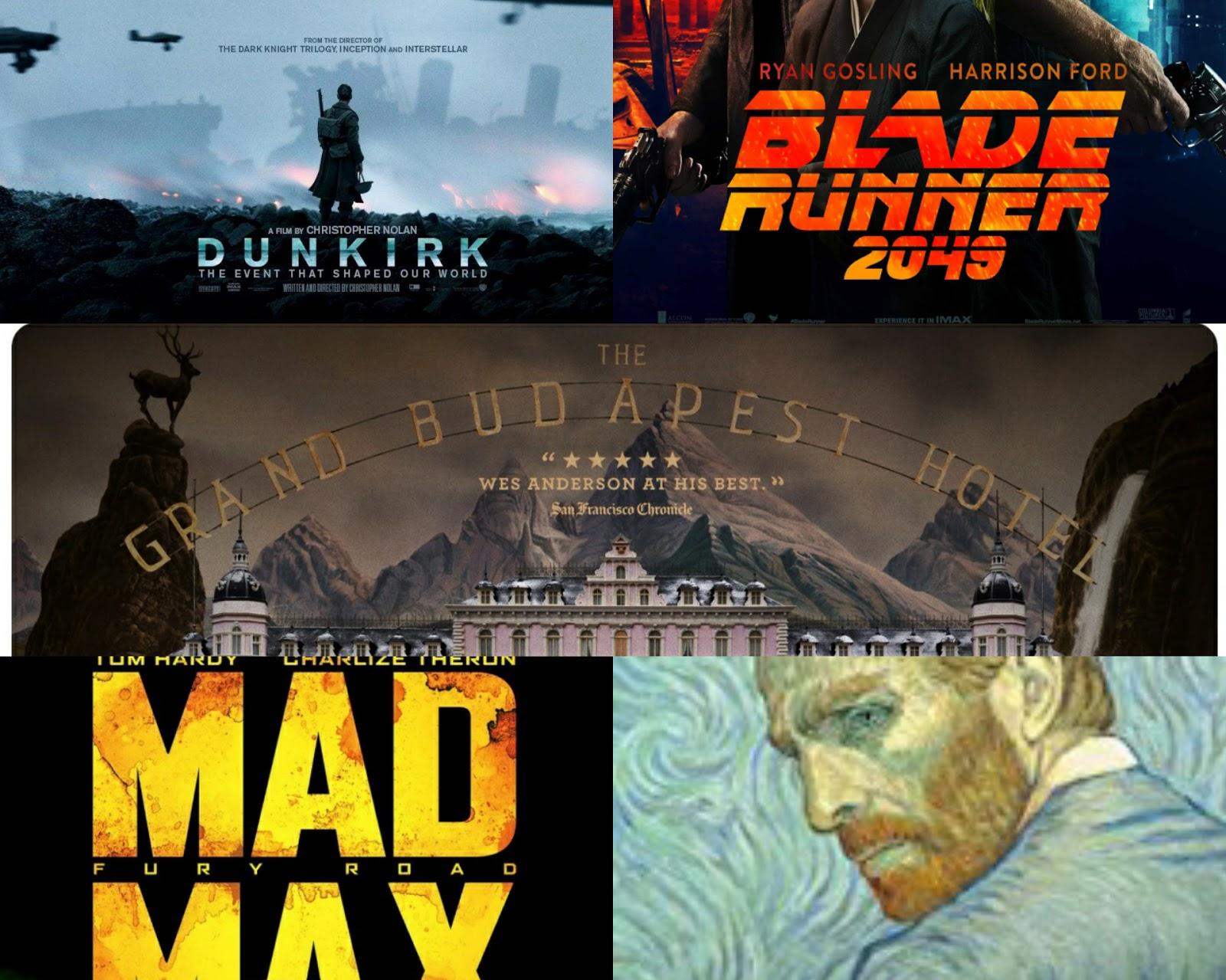 visually nice films