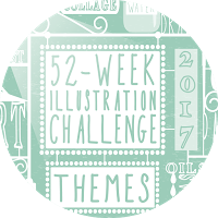 the 52 week illustration challenge