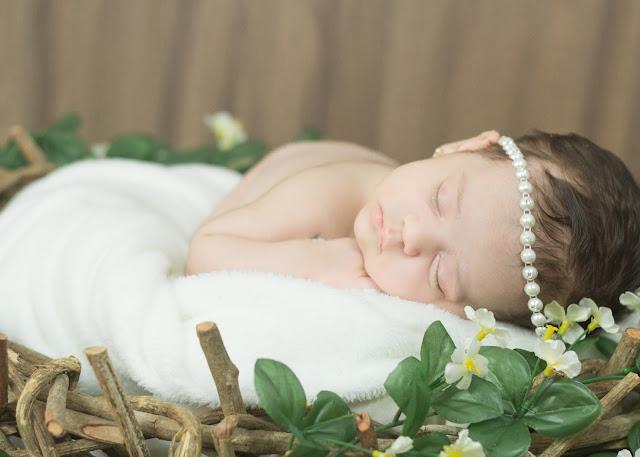 Regras básicas para visitar um recém-nascido