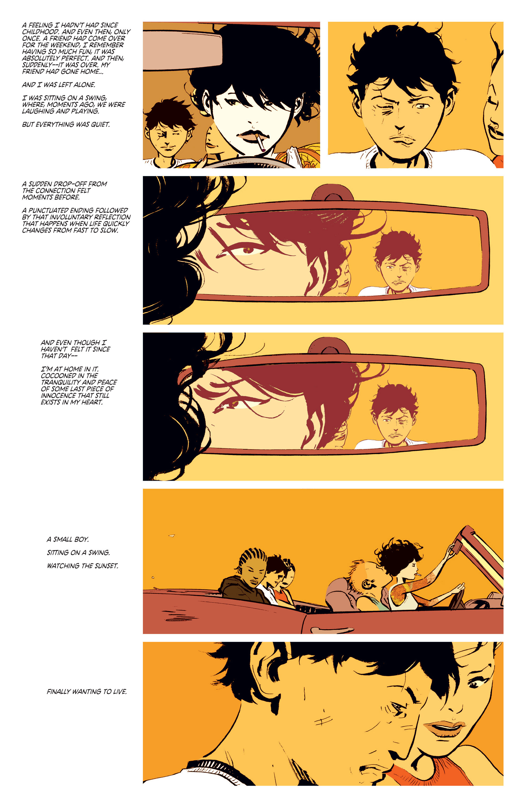 Read online Deadly Class comic -  Issue #6 - 22