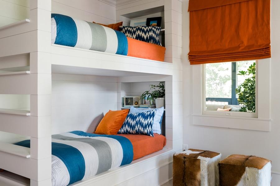 Niebieskie szaleństwo - metamorfoza całego domu, wystrój wnętrz, wnętrza, urządzanie mieszkania, dom, home decor, dekoracje, aranżacje, niebieski, blue, before and after, sypialnia, bedroom