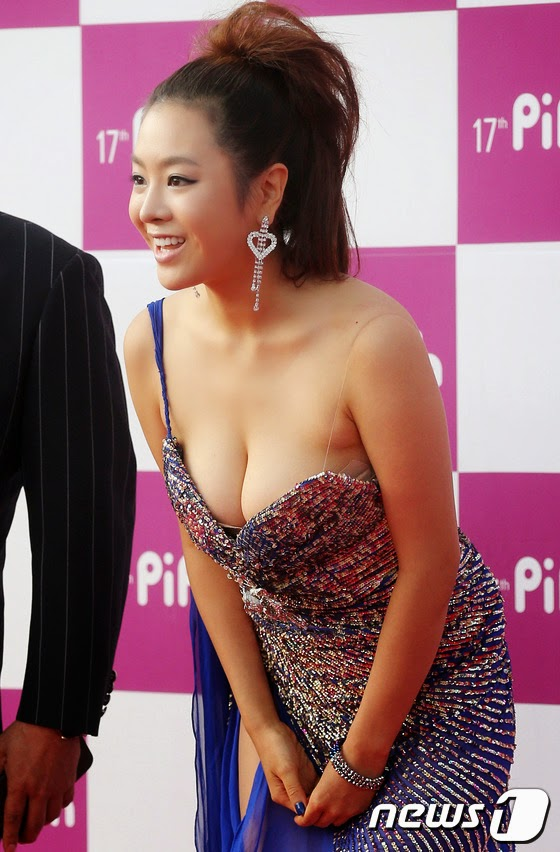 Yeo Min-jeong (여민정) at the 17th Puchon International Fantastic Film Festival