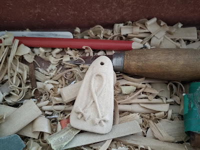 woodbadge whittling