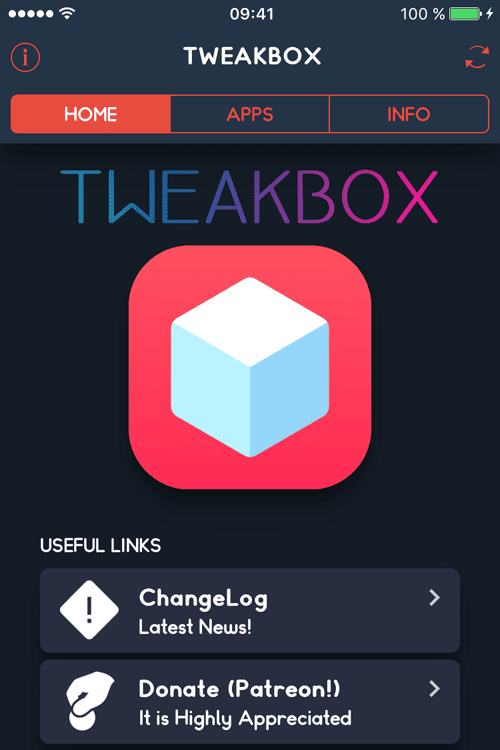 HACK] HOW TO INSTALL THE TWEAKBOX APP ON YOUR iPHONE! - DE