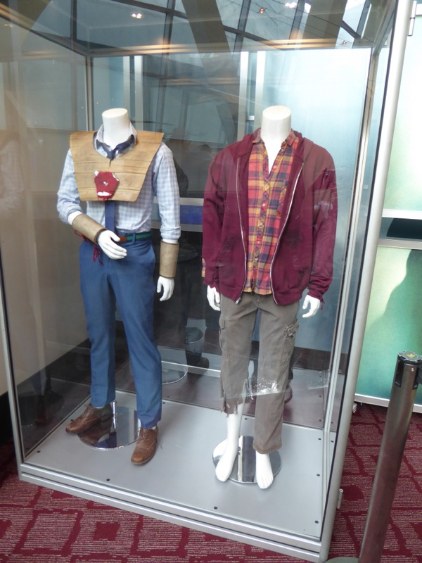 Swiss Army Man film costumes