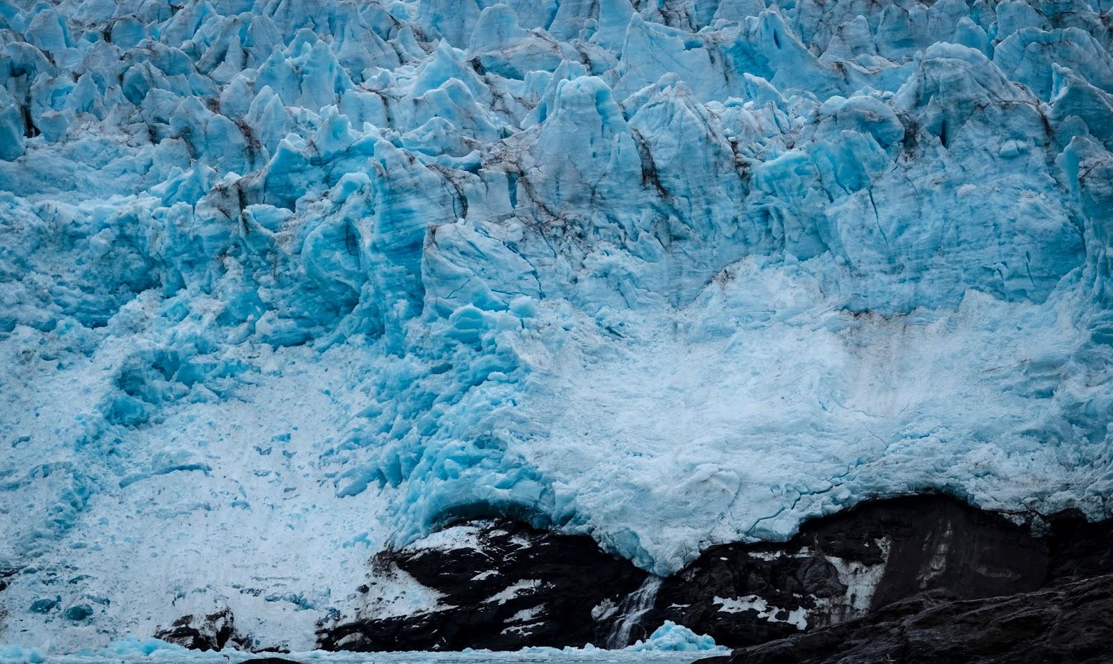 glacier nordenskiold svalbard spitzberg