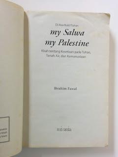 My Salwa My Palestine