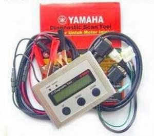 Alat Scan Sepeda Motor Yamaha Injeksi