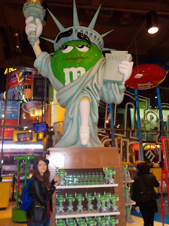M&M's Times Square, New York