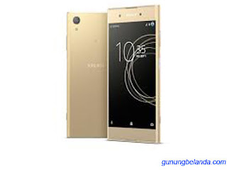 Cara Flashing Sony Xperia XA1 Plus G3416