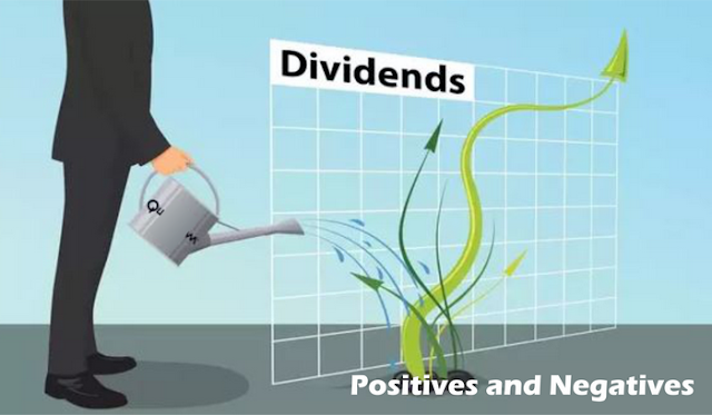 Positives and Negatives of Dividends