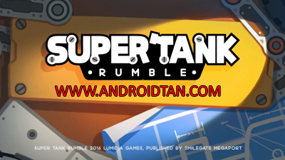 Download Super Tank Rumble Apk v1.6.9 Android Terbaru 2017