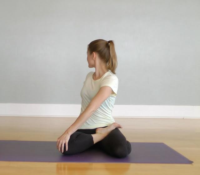 Bharadvaja's Twist Yoga Pose Steps and Benefits