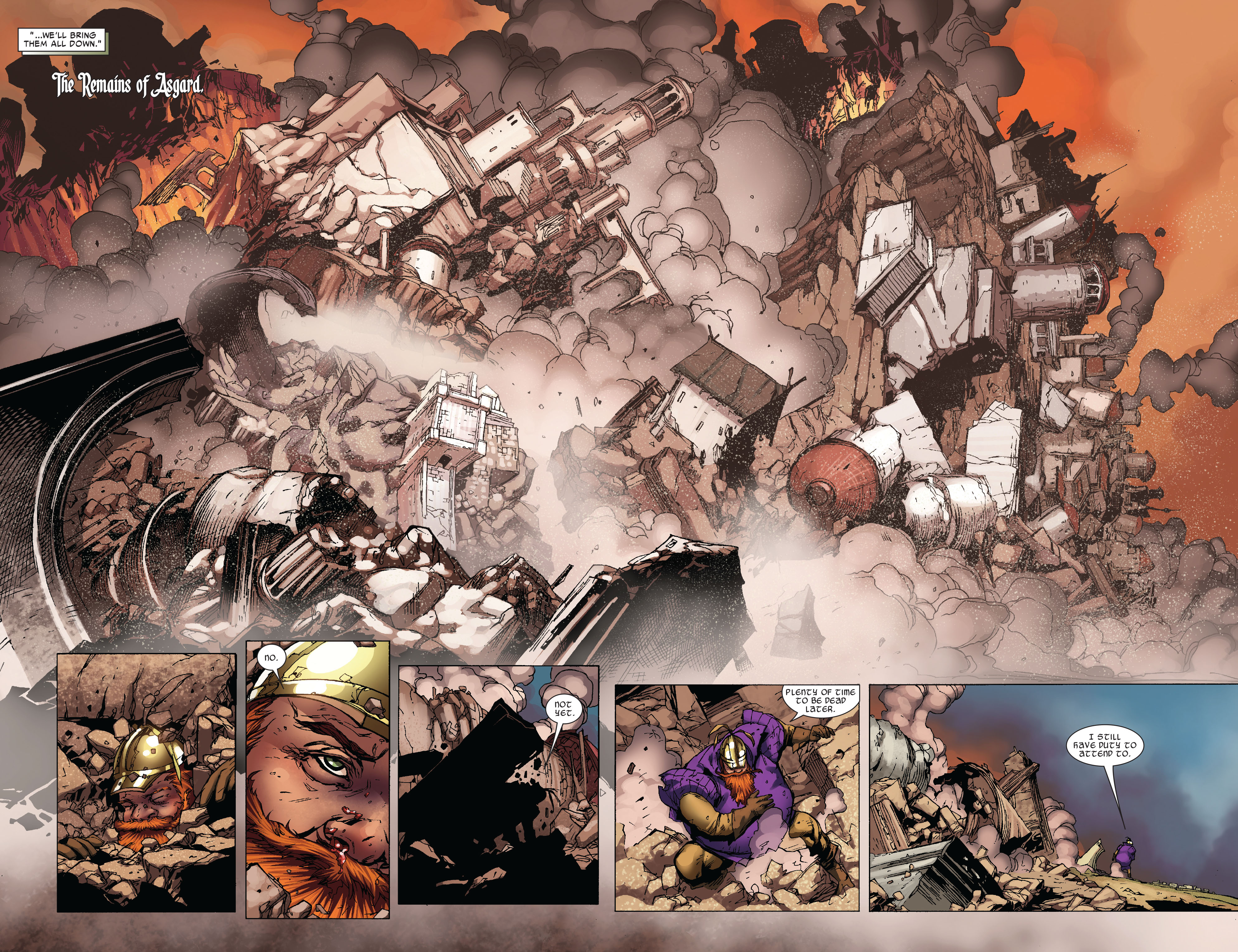 Thor (2007) Issue #609 #22 - English 5