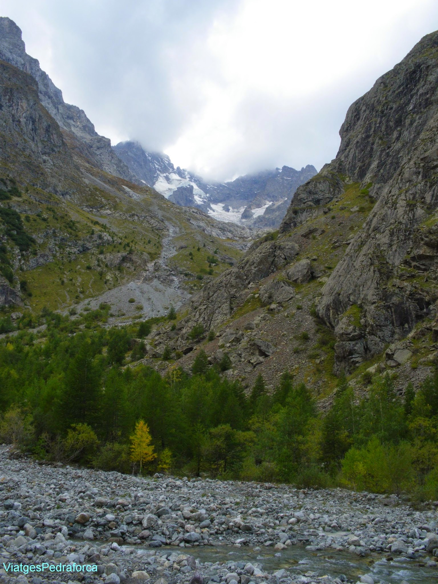 Haute Romanche, Hautes Alpes, Parc National des Ecrins, Alpe du Villar d'Arene, France