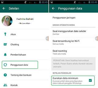 Inilah Cara Hemat Data Untuk WhatsApp di Android