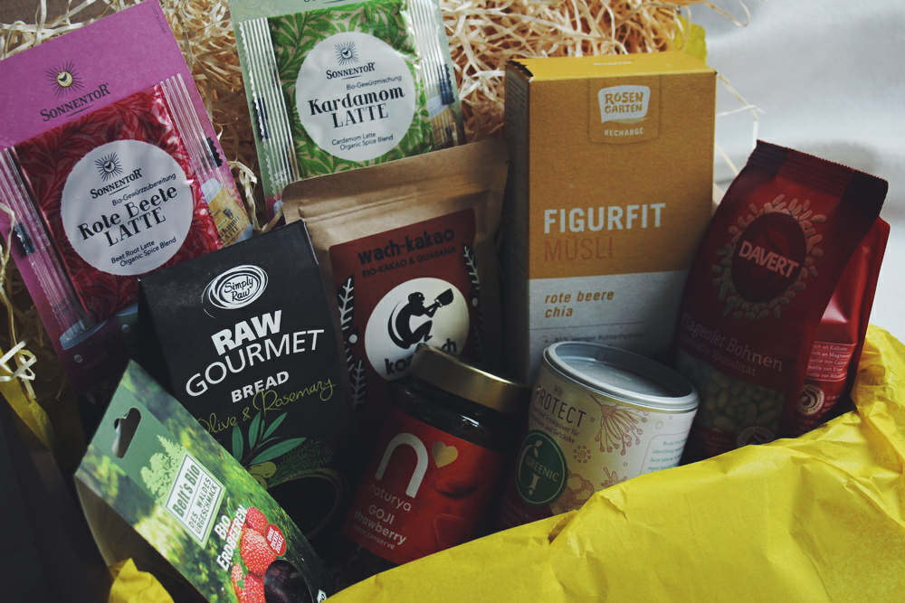 Review: Monthly Subscription – Whole Food Box January