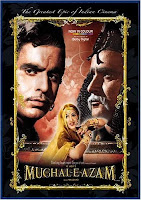 Mughal-E-Azam 1960 720p Hindi DVDRip Full Movie Download