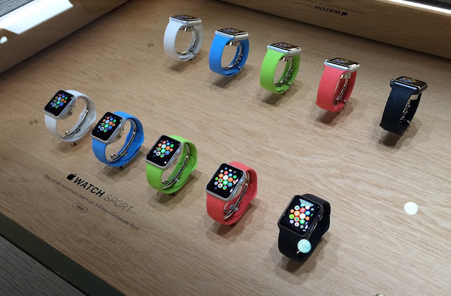 مبيعات Apple Watch تفوق التوقعات