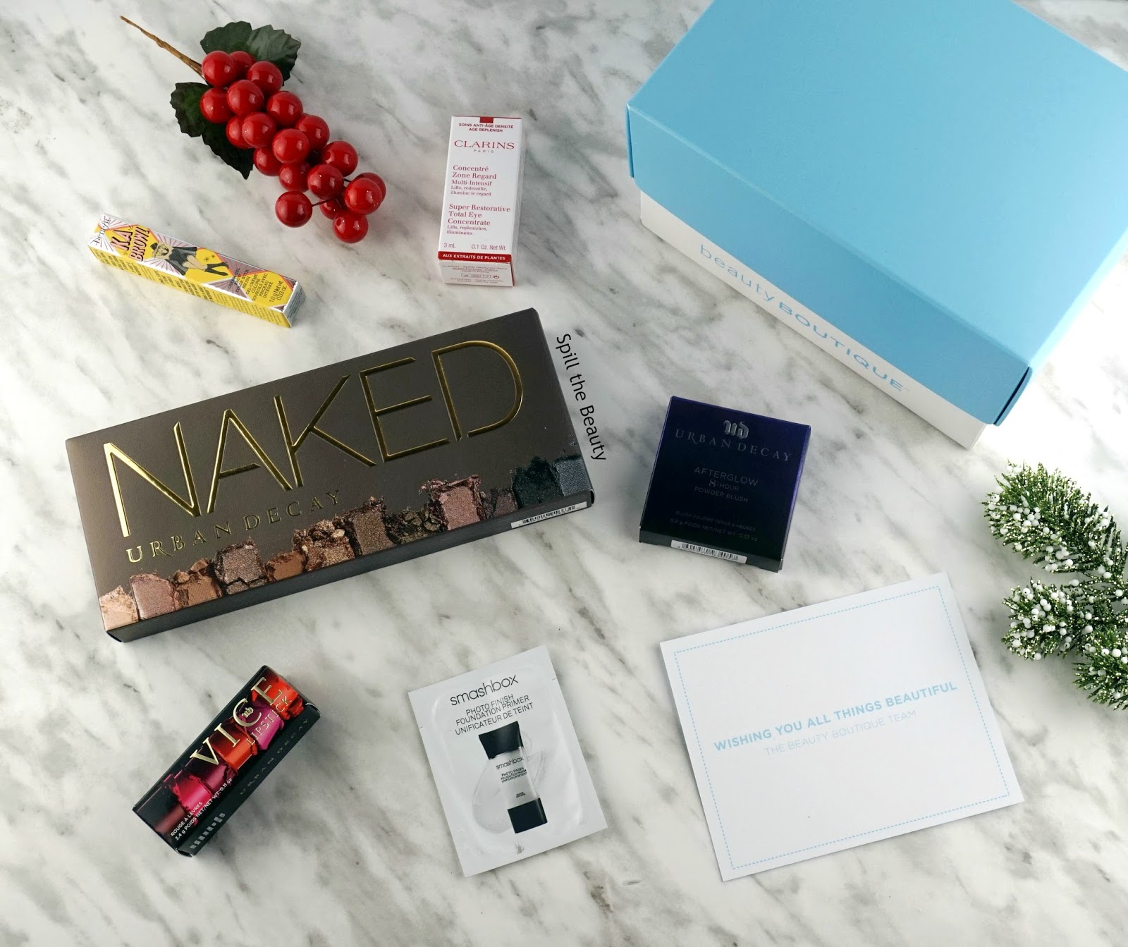 shoppers drug mart beauty boutique haul urban decay