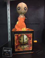 Toy Fair 2017: Mezco's Horror Toys Burst A Boxes Trick R Treat Sam