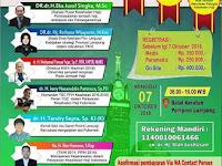 Seminar Nasional dan Workshop Kesehatan Haji 7 Oktober 2018 Lampung