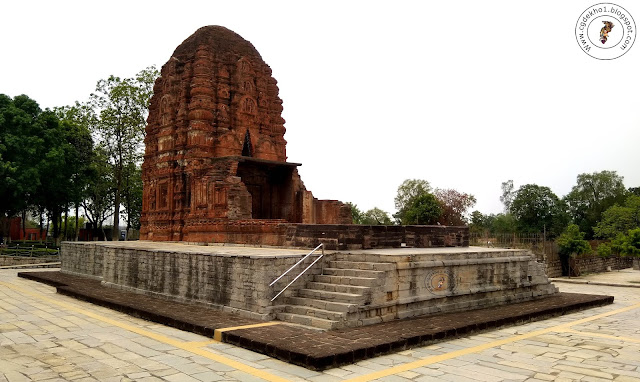 famous temples in sirpur