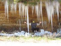 Mosuri (ledene sige) Dol slike otok Brač Online