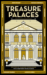 Treasure Palaces by Maggie Fergusson book cover