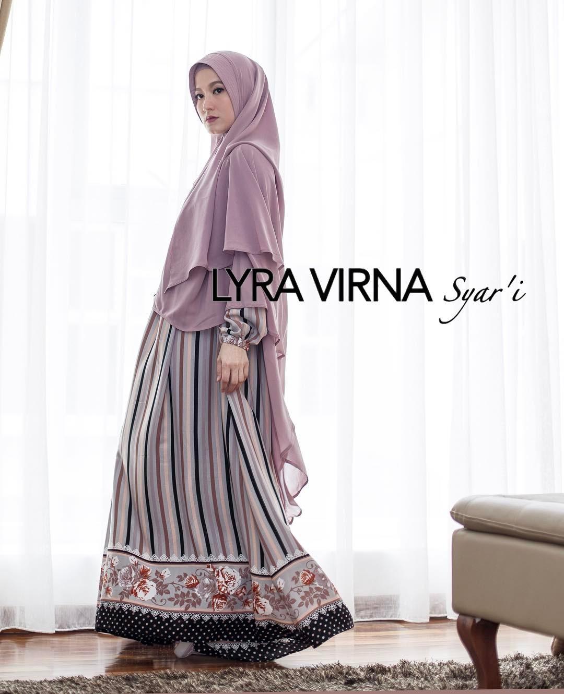Gamis Syari Lyra Virna