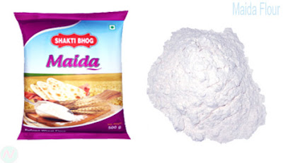 Maida flour,ময়দা
