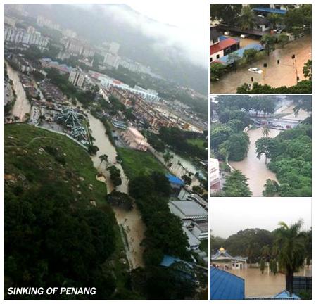 Banjir Pulau Pinang Selesai Dalam 9 Bulan - Ng Wei Aik