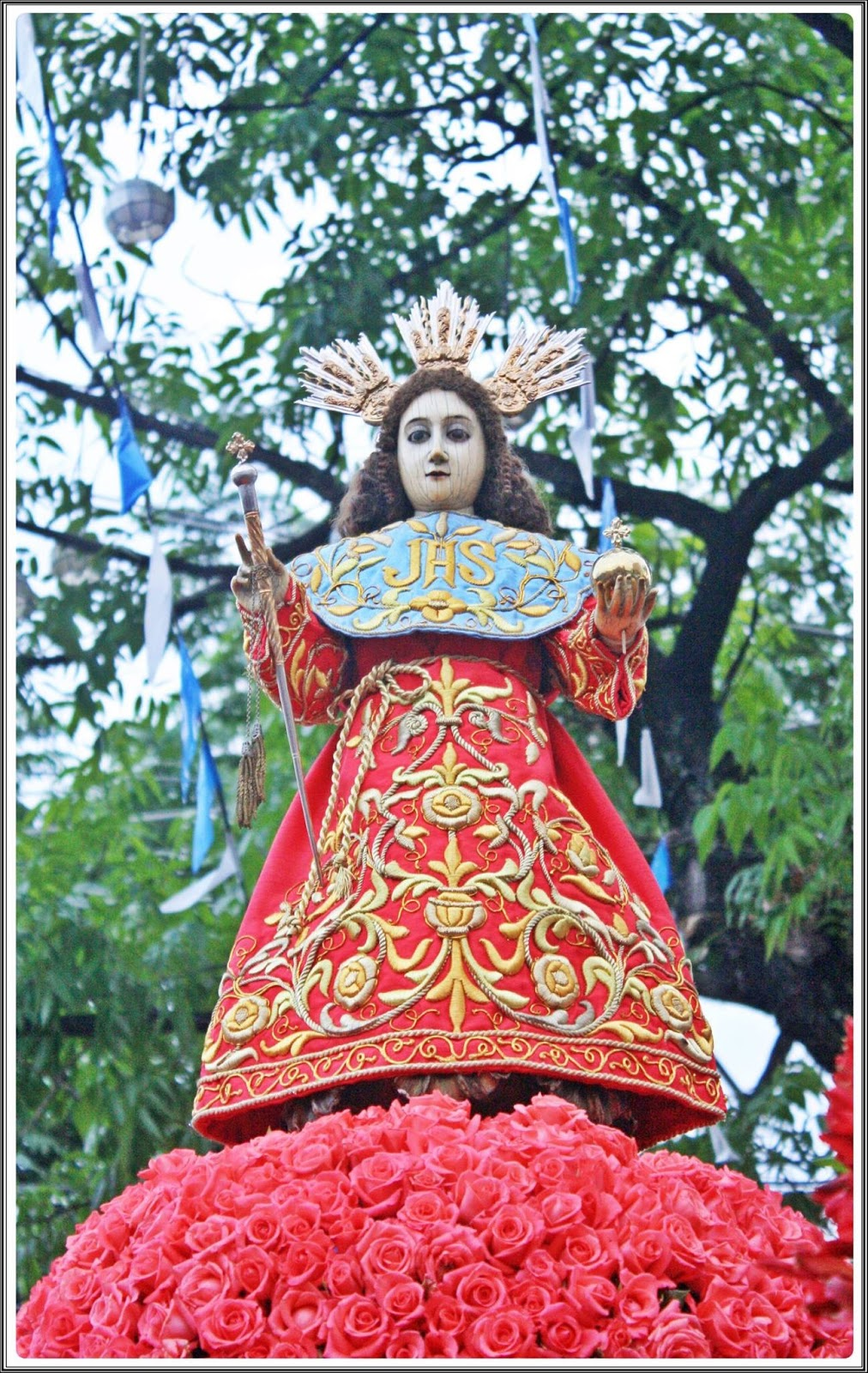 The Meek Santo Niño De Marikina
