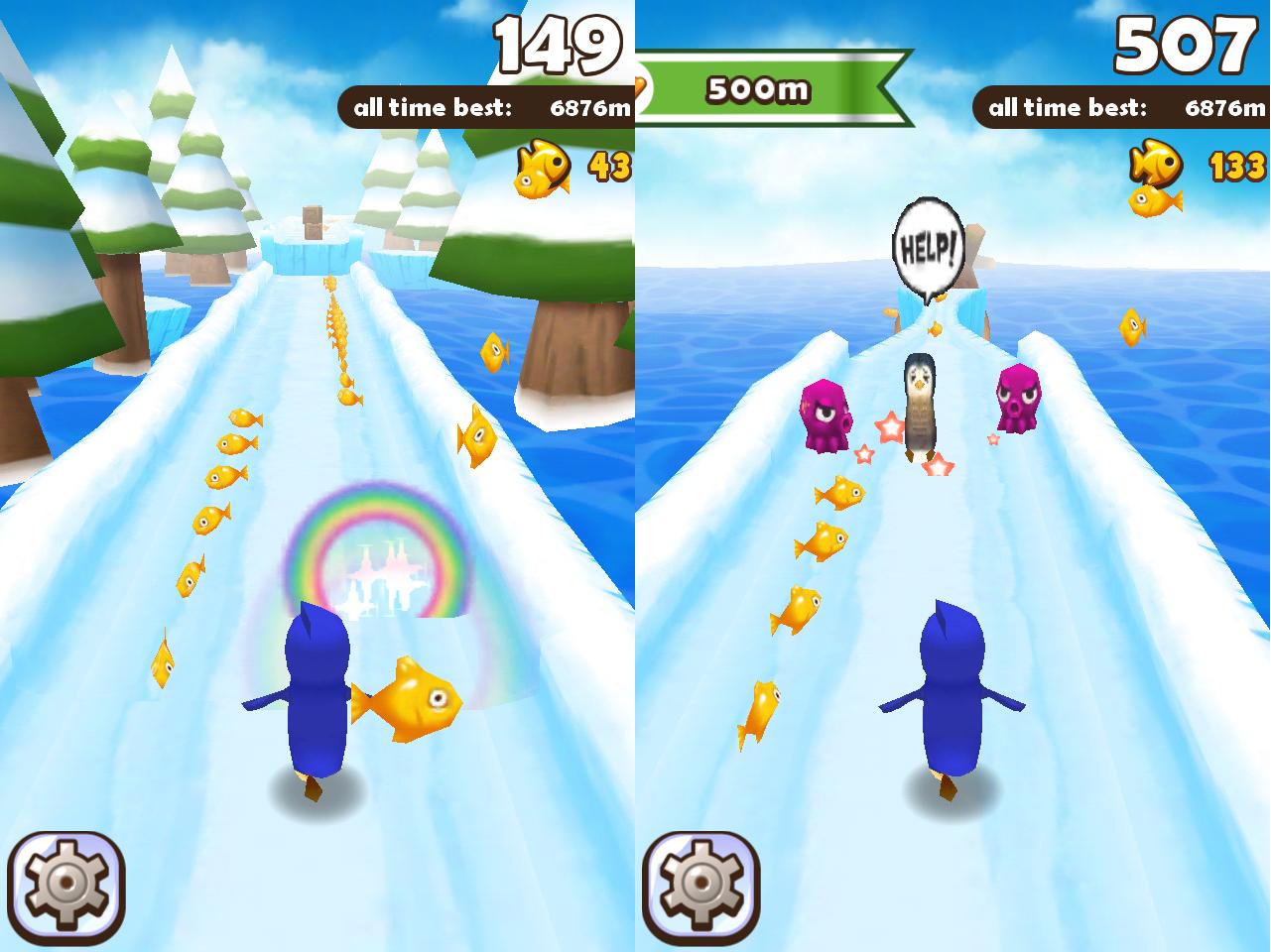 Super penguins PC game crack Download