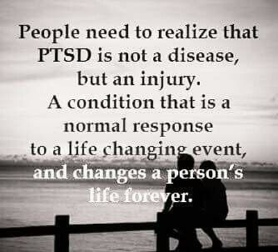 PTSD Quote Of The Day - 04/06/17