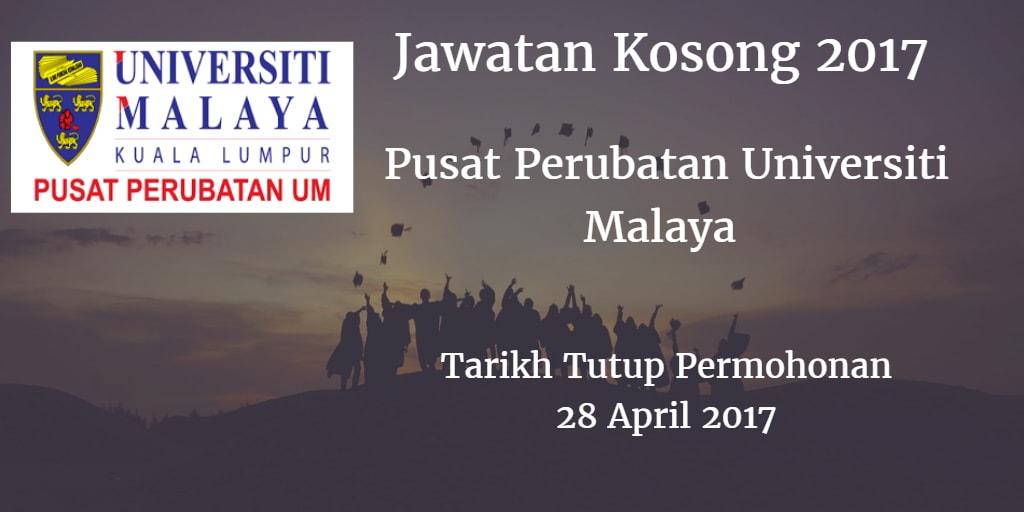 Jawatan Kosong PPUM 28 April 2017