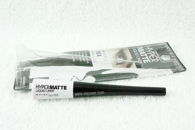 Maybelline Hyper Matte Liquid Liner review, review eyeliner maybelline, eyeliner cair yang bagus, eyeliner cair yang mudah ditemukan