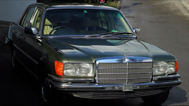 Mercedes Benz Barong W116