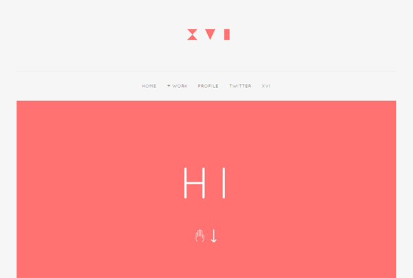 30 Beautiful Minimalist Web Designs