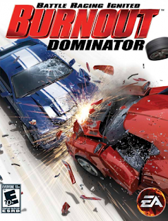 Burnout Dominator  PPSSPP Highly Compressed 305MB