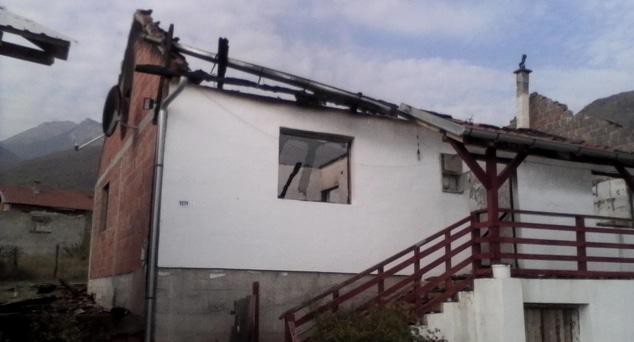 #Kosovo?i?Metohija #Belo_Polje #Kuća #Srbin #Povratnik #Paljenje #Pljačka #Šiptari #Albanci #km_novine