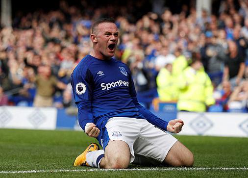 Rooney nổ súng, sân Goodison Park vỡ òa sung sướng