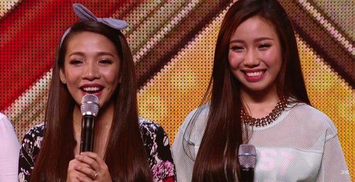 4th IMPACT, X-FACTOR UK 8