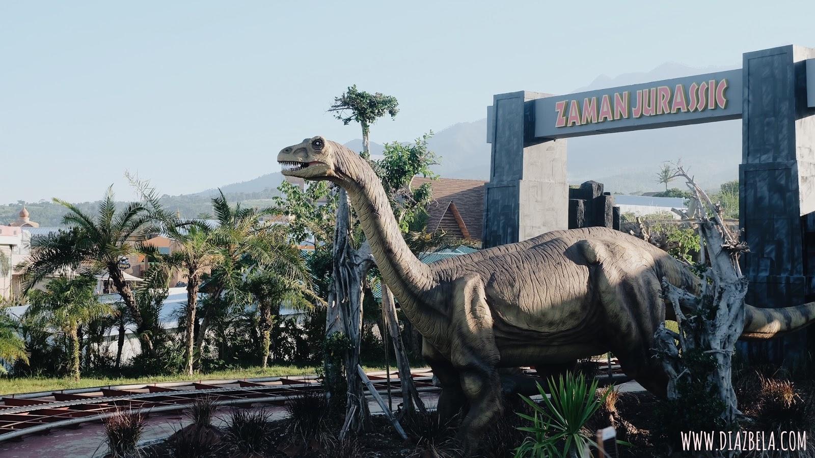 Melafalkan Intuisi Puas Seharian Di Jatim Park 3 Dino Park