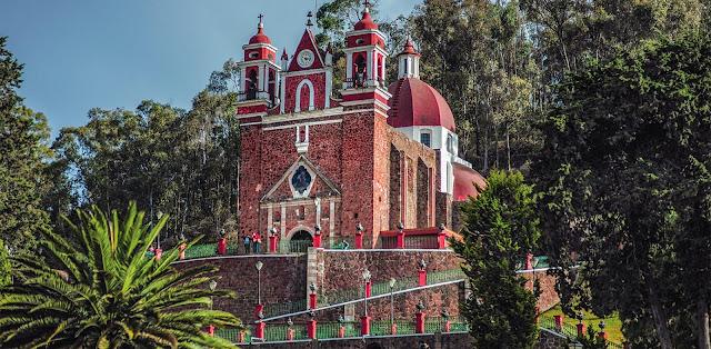 Visita Metepec, Estado México