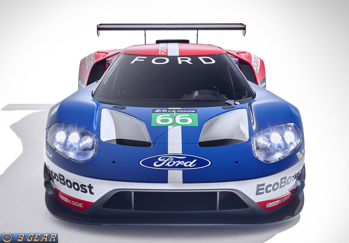 Ford Gt Returns To Le Mans In