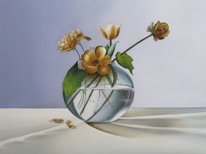 Художник-реалист. Olga Formisano